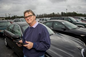 Dealer Uses iPad to Manage Dealership Inventory
