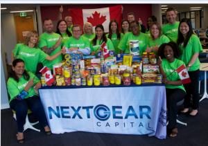 NextGear Capital Canada CANstruction
