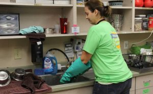 NextGear Capital team members help out at the Humane Society for Hamilton County