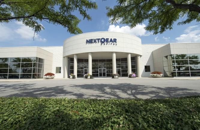 Next Gear Capital in Carmel Indiana.