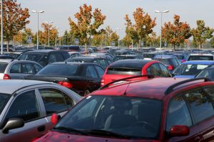 An Inventory Surplus on a Car Lot