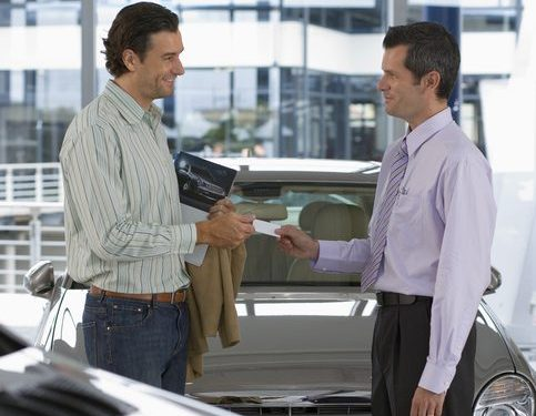 Increase dealership sales by retaining walk-in customers