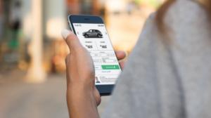 Turn times improved through digital retailing