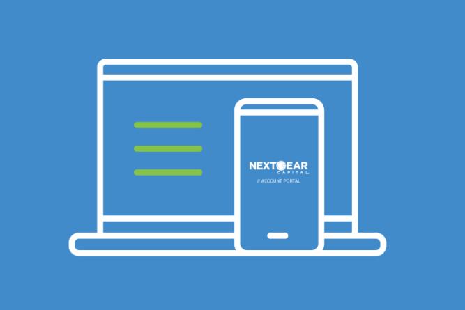 account portal logo