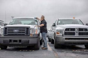 car dealer wholesale financing