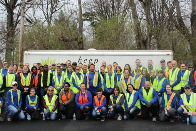 Planting trees to keep Indianapolis beautiful