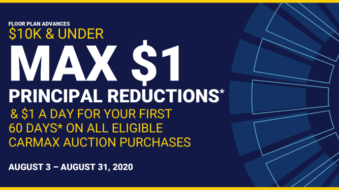 CarMax Auction Promo