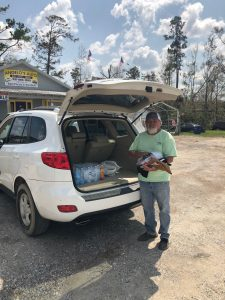 Jesse Lopez helping dealers impacted by hurricane Laura