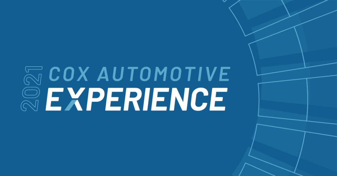 Cox Automotive Experience graphic