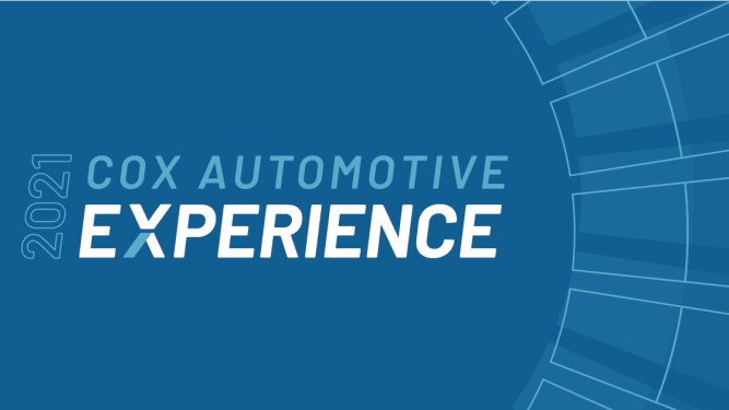 Cox Automotive Experience graphic