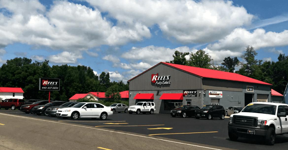 Reel's Auto Sales in Ohio