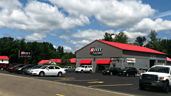 Turning Challenges Into Opportunities: Reel's Auto Sales